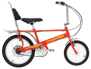 The bike I never owned
