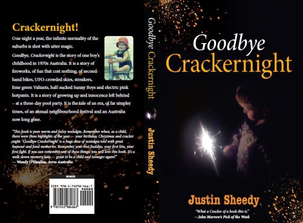 Goodbye Crackernight New Edition 2014