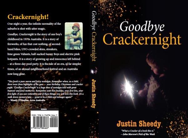 Goodbye Crackernight New Edition 2014