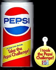 Pepsi Challenge