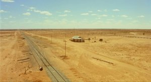 Opening Shot, Wake in Fright