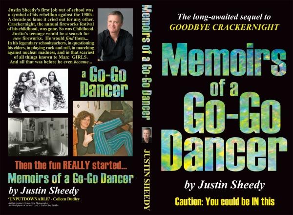 Memoirs of a Go-Go Dancer Full Cover