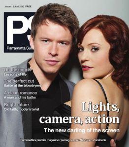 Parramatta Sun PS Magazine April 2012