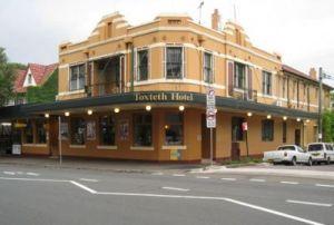 Toxteth Hotel Glebe, Sydney
