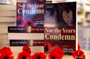 Dymocks George St Remembrance Day weekend - Pic by Emmy Etie