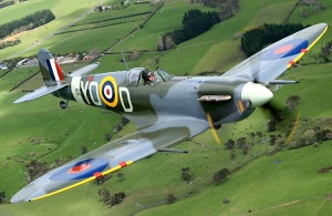 1 Star of the Story - The iconic SPITFIRE