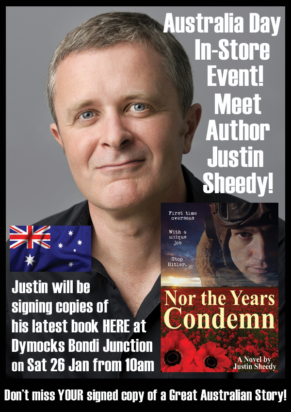 Australia Day Justin Sheedy 2