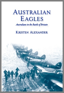 Australia Eagles by Kristen Alexander