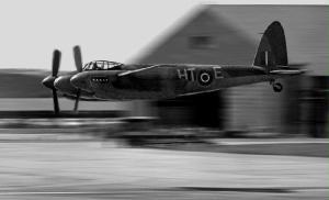 The De Havilland Mosquito - 1 of the 'stars' of Sheedy's next book