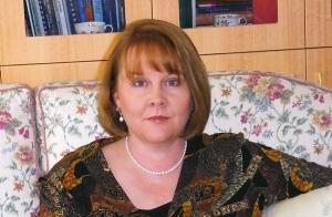 Author Kristen Alexander