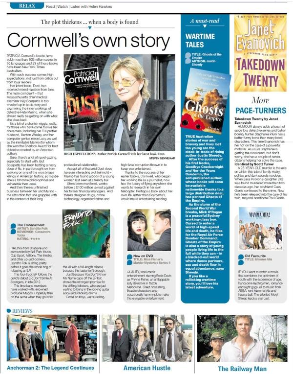 Northern Star Weekender 14 Dec 2013