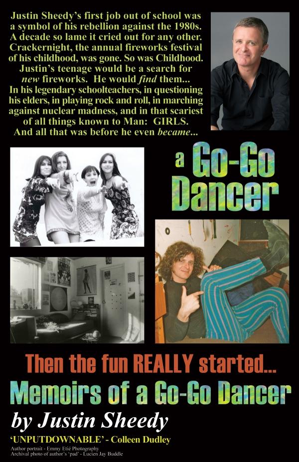 Memoirs of a Go-Go Dancer Back Cover Smaller