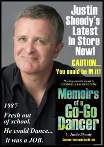Memoirs of a Go Go Dancer Book Launch
