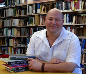 Author Walter Mason