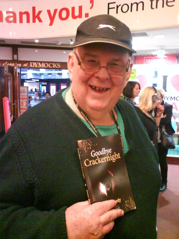Literary Giant LES MURRAY at Sheedy's in-store event!