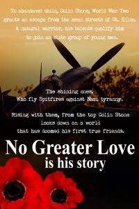 No Greater Love Back Cover